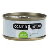 Cosma Nature, Hühnchen & Käse - 6 x 70 g
