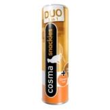 Cosma snackies DUO 2 in 1, Hühnerbrust & Hühnerleber - 28 g