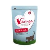 Feringa Frischebeutel, Forelle & Huhn mit Kartoffel - 12 x 85 g