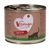 Feringa Menü Duo, Ente & Kalb - 6 x 200 g
