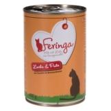 Feringa Menü Duo, Lachs & Pute - 12 x 400 g