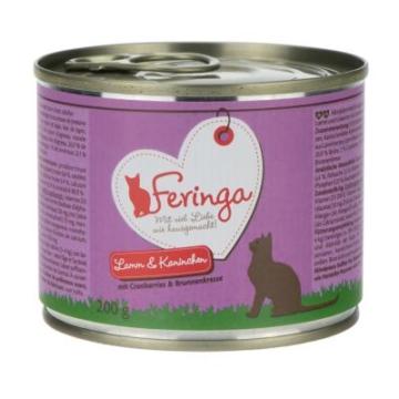Feringa Menü Duo, Lamm & Kaninchen - 6 x 200 g