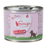 Feringa Menü Kitten, Huhn & Kalb - 6 x 200 g