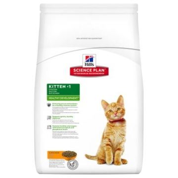 Hill's Feline Kitten Huhn - 10 kg