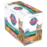 Hill´s Feline Perfect Weight Pouch - 12 x 85 g (2 Sorten gemischt)