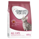 Probierpaket Concept for Life 400 g - Beauty Adult