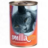 Probierpaket Smilla Geflügeltöpfchen 400 g - 6 x 400 g (4 Sorten gemischt)