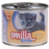 Probierpaket Smilla Kitten - 6 x 200 g (2 Sorten gemischt)