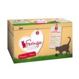 Sparpaket Feringa Frischebeutel 24 x 85 g - Kaninchen & Truthahn