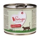Sparpaket Feringa Menü Duo 24 x 200 g - Forelle & Huhn