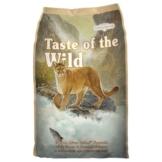 Taste of the Wild, Canyon River Feline - 2 x 7 kg