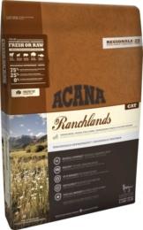 ACANA Regionals Ranchlands 340g Katzentrockenfutter