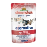 Almo Nature Alternative wet Cat 55 Rind - 24x55g