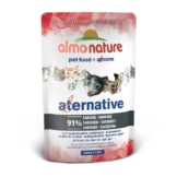 Almo Nature Alternative wet Cat 55 Sardine - 24x55g