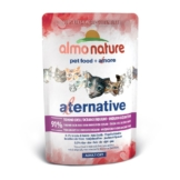 Almo Nature Alternative wet Cat 55 Thunfisch aus dem Indischen Ozean - 24x55g