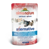 Almo Nature Alternative wet Cat Atlantikthunfisch - 24x55g