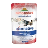 Almo Nature Alternative wet Cat Forelle - 24x55g