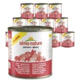 Almo Nature Classic Cat 12x280g - Huhn & Garnelen