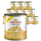 Almo Nature Classic Cat 12x280g - Thunfisch & Huhn