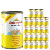 Almo Nature Classic Katzenfutter 24x140g - Hühnerbrust