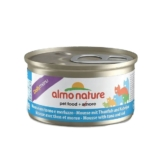 Almo Nature Daily Menu Cat Mousse mit Thunfisch und Kabeljau - 24x85g