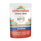 Almo Nature HFC Cuisine Hühnerfilet und Surimi - 24x55g