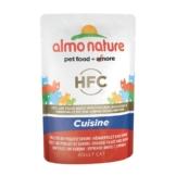 Almo Nature HFC Cuisine Hühnerfilet und Surimi - 55g