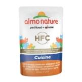 Almo Nature HFC Cuisine pouch Hühnerfilet und Käse - 55g