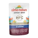 Almo Nature HFC Cuisine Thufischfilet und Hummer - 24x55g