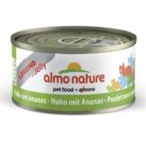 Almo Nature Legend Katzenfutter 24x70g Huhn & Ananas