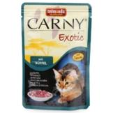 Animonda Katzenfutter Carny Exotic mit Büffel - 85g