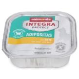 Animonda Katzenfutter Integra Protect Adipositas mit Ente - 32x100g