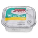 Animonda Katzenfutter Integra Protect Adipositas mit Huhn - 16x100g