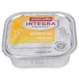 Animonda Katzenfutter Integra Protect Sensitive Huhn pur - 32x100g