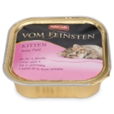 Animonda Katzenfutter Vom Feinsten Kitten Baby-Paté - 8x100g