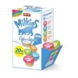 Animonda Katzensnack Milkies Selection Cup 20x15g