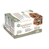 Applaws Cat Fisch Selection 8x60g