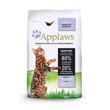 Applaws Cat Hühnchen & Ente - 7,5kg
