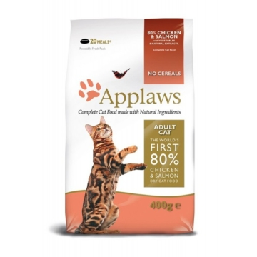 Applaws Cat Hühnchen & Lachs - 2kg
