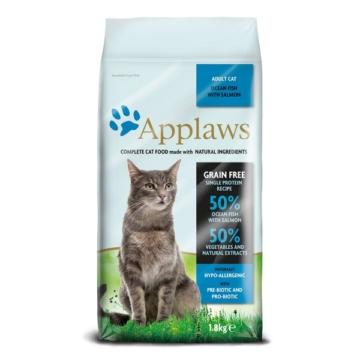 Applaws Cat Seefisch mit Lachs - 1,8kg