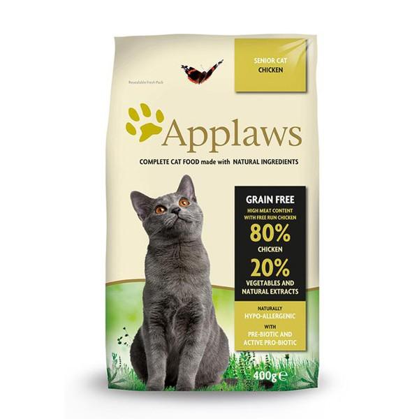applaws senior cat chicken 400g preisvergleich. Black Bedroom Furniture Sets. Home Design Ideas