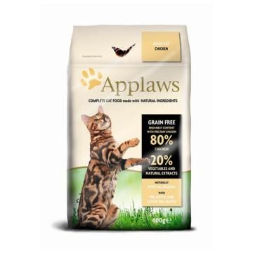Applaws Cat Trockenfutter mit Hühnchen - 2x400g