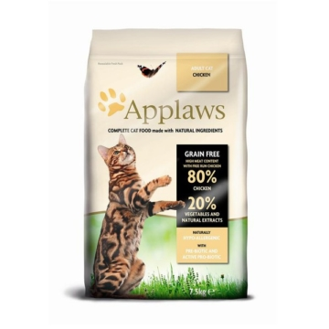Applaws Cat Trockenfutter mit Hühnchen - 7,5kg
