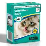 Bozita Häppchen in Gelee mit Schellfisch 16x370g