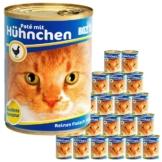 Bozita Katzen-Nassfutter 20x410g - Hühnchen