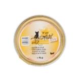 catz finefood Fillets N°407 Huhn & Kalb in Jelly - 12x85g