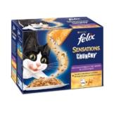 Felix Crunchy Crumbles 10er Pack Gemüse Mix