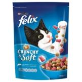FELIX Crunchy & Soft Fisch - 2x950g