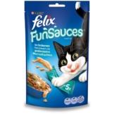FELIX FunSauces Meeresfrüchtegeschmack 5x15g - 5er Pack