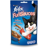 FELIX FunSauces Rindgeschmack 5x15g - 5er Pack